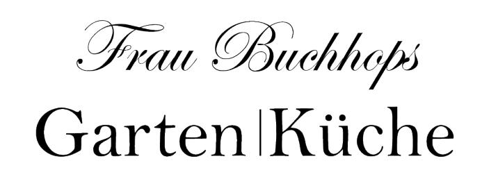Frau Buchhops Garten|Küche